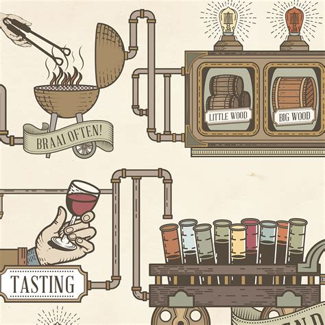 kitchen sink wine wine infographic for kitchen sink on behance