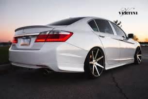 Wheels For Honda Accord Vossen Honda Accord 2015 Html Autos Post