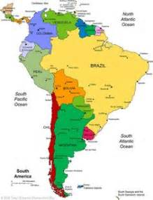 map of south america with countries labeled a printable map of south america labeled with the names of