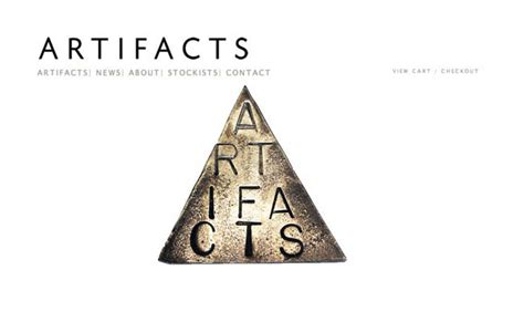 design artefacts breakthrough designer label artifacts jewelry