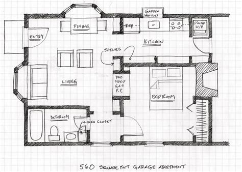 small garage apartments small scale homes floor plans for garage to apartment