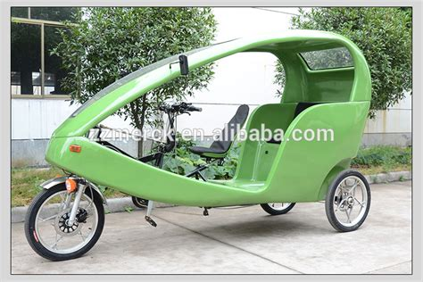 Sale Wheels Pedal Driver Sumbawa Shop three wheel passenger electric taxi bike cars with cabin
