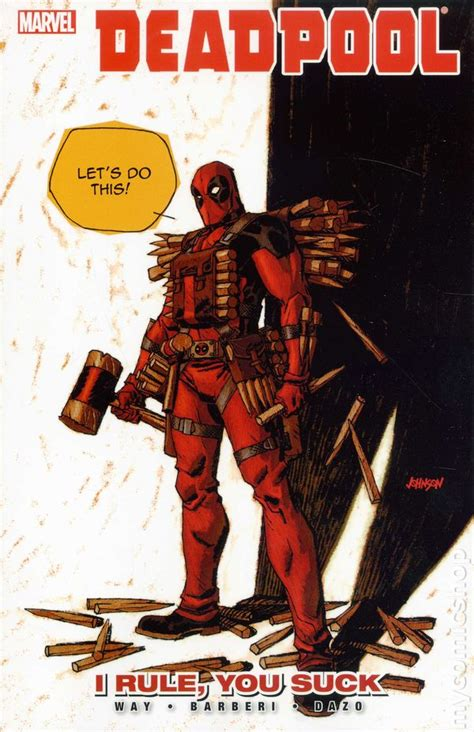 deadpool by daniel way deadpool tpb 2009 2012 marvel by daniel way comic books