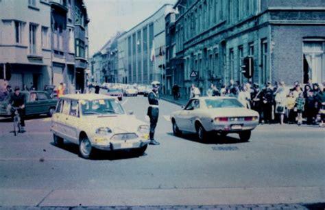 Politie Gent Door De Jaren Heen Stede Overhead Door