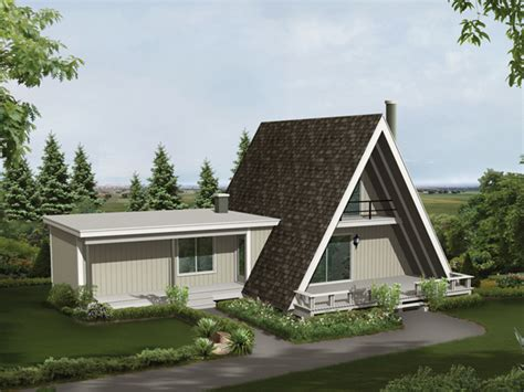 conifer cliff vacation home plan 008d 0137 house plans