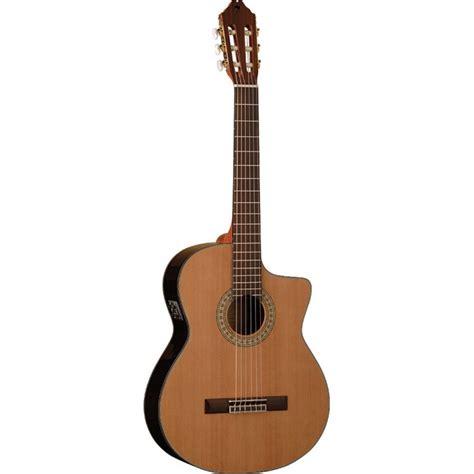 Gitar Akustik Elektrik Washburn jual washburn c104sce classical acoustic electric guitar