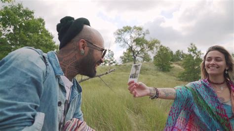 paris jackson dragonfly paris jackson stars in nahko s new video for dragonfly axs