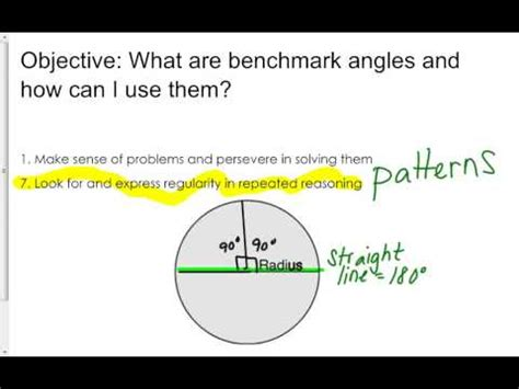 what is a bench mark benchmark angles youtube