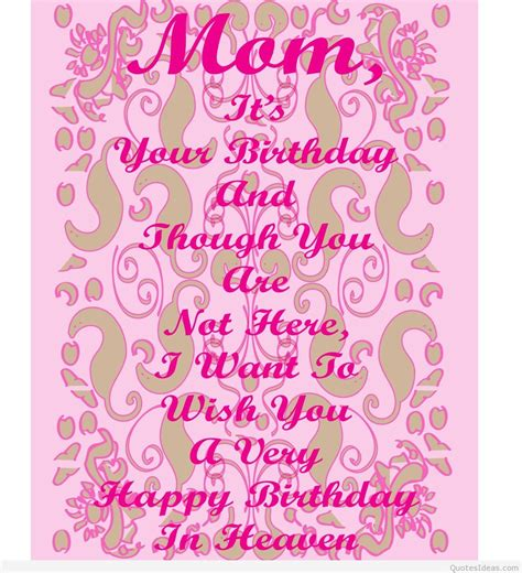 mombirthday card template top happy birthday quotes