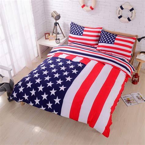 american bedding american flag bedding set
