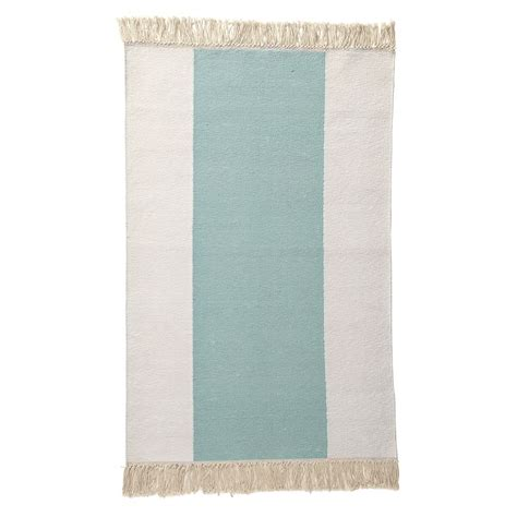aqua bathroom rugs aqua broad stripe bath dhurrie from serena and lily