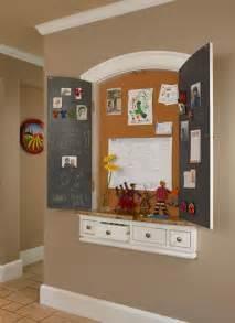 Kitchen Message Center Ideas by Home Command Center Organize