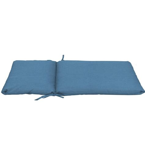 denim chaise paradise cushions sunbrella denim longer length outdoor
