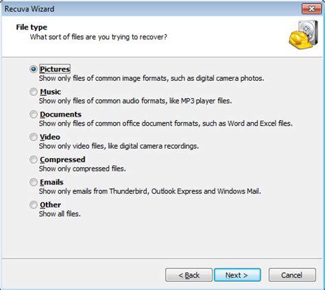 recuva data recovery software full version recuva download
