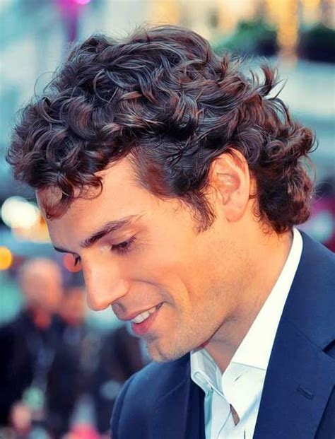 hairstyle of henrycevil 20 curly hairstyles men mens hairstyles 2018