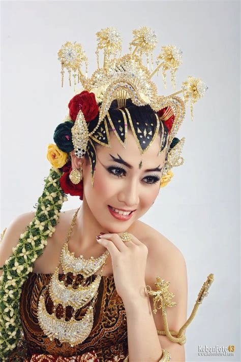 Wedding Javanese by Javanese Wedding Dress Of The World