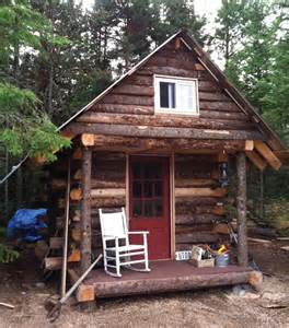 hunting cabin house plans