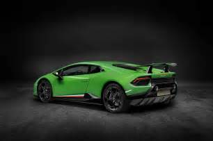 Lamborghini Hurancan Lamborghini Huracan Performante Revealed Delivers 640 Hp
