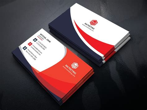 visiting card design templates free creative visiting card designs psd theveliger