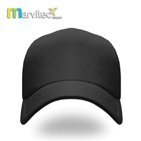 imagenes gorras negras gorra negra malla marvitec