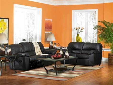 Pictures Of Living Rooms With Black Leather Furniture by Decorating With Brown Leather Furniture Leather Living Room With Black Furniture Living Room