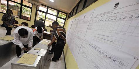 rekap hasil pemilu di dki rekap pemilu suara parpol di pasuruan diduga dicuri ppk