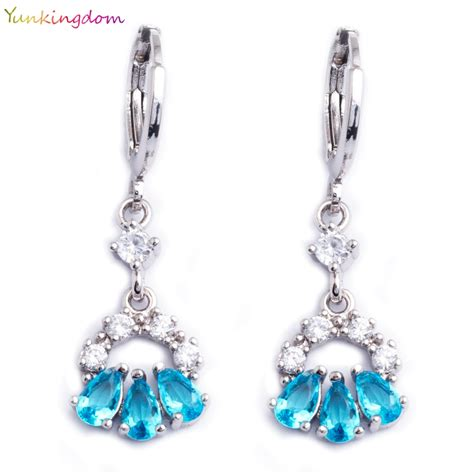 aliexpress com buy yunkingdom fashion drop earrings