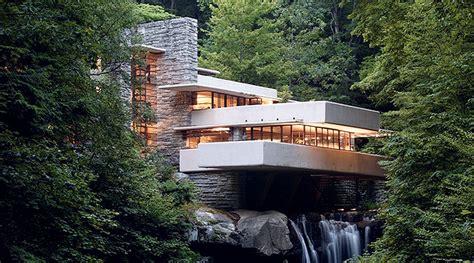 wright casa sulla cascata fallingwater la casa sulla cascata icona dell