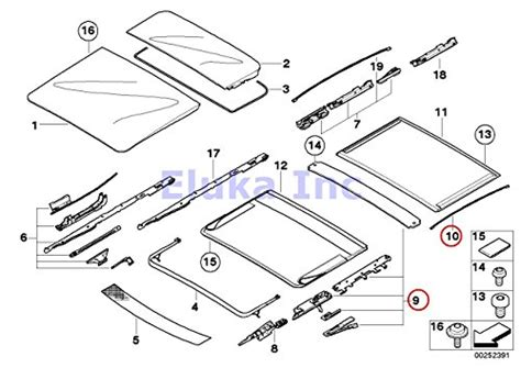 manual repair autos 2004 bmw x3 spare parts catalogs bmw genuine front rear sunroof repair kit for sunroof