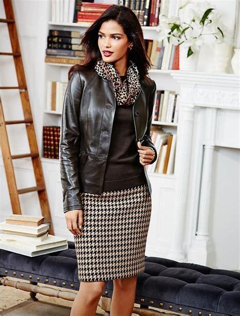 Midi Dress Houndstooth W7274udi D i the houndstooth skirt http www noellesnakedtruth