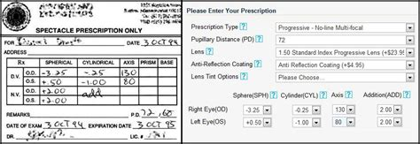 buy prescription eyeglasses about your