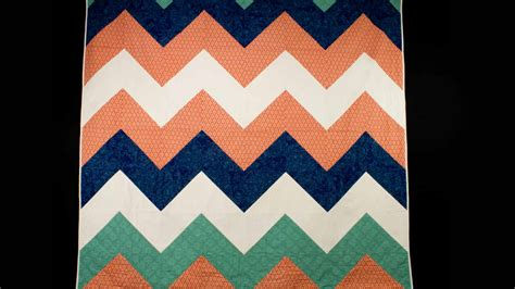 Chevron Pattern Quilts by Chevron Quilt Top
