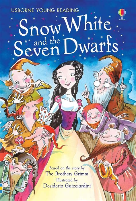snow white picture book snow white and the seven dwarfs at usborne books at home