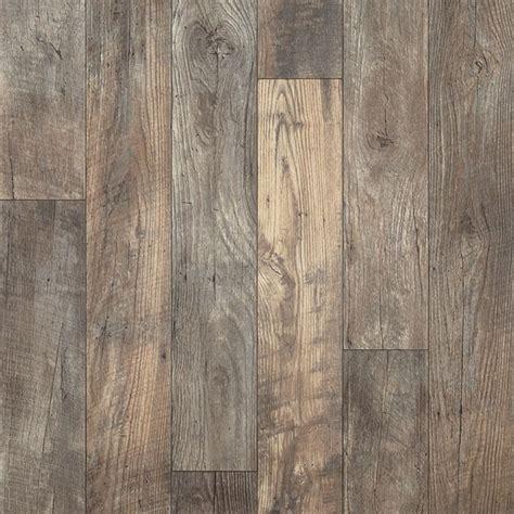 Distressed Barnwood Laminate Flooring - a remarkably realistic 6 distressed oak pattern