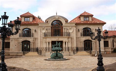 3 Story Townhouse Floor Plans 15 Million 20 000 Square Foot Mediterranean Mansion In