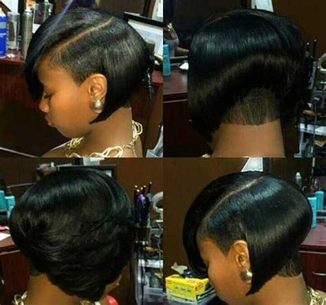 Stylish Short Bob Hairstyles for Black Women   Bob