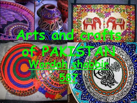 crafts arts and arts and crafts of pakistan