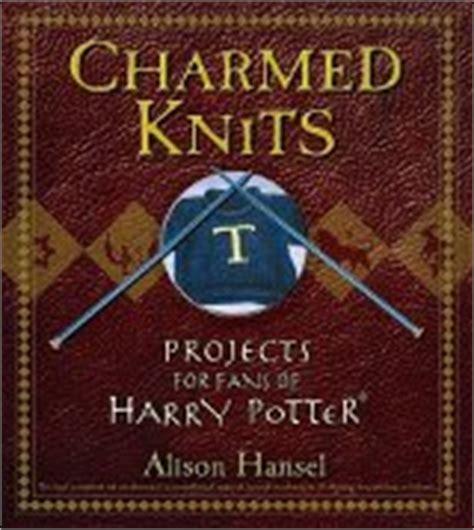 charmed knits strikk fra harry potters verden strikkeoppskrift