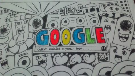 cara membuat doodle name untuk pemula cara membuat lukisan doodle bagi pemula dengan baik