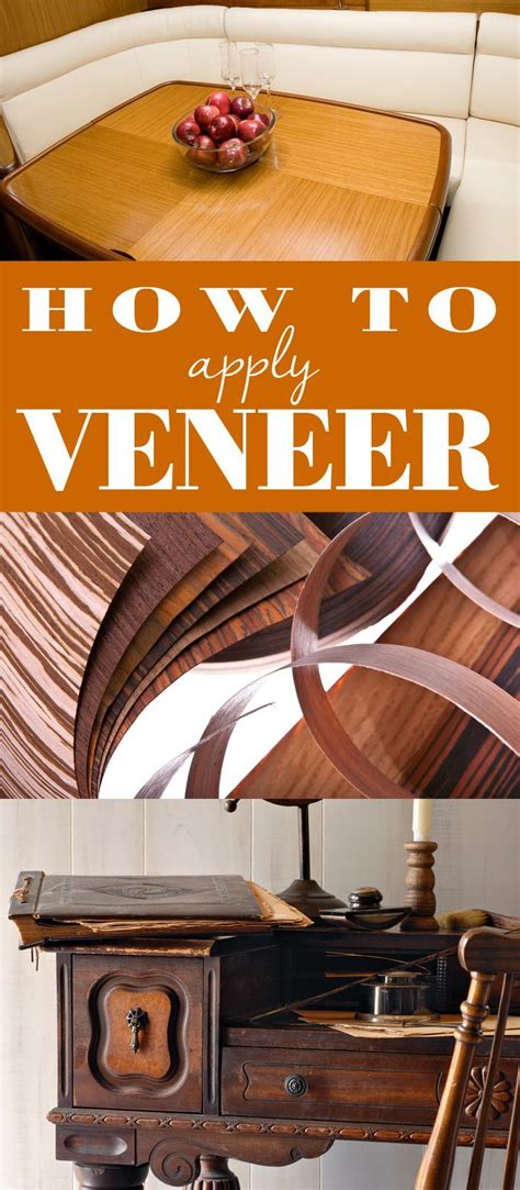 apply veneer     easy steps woodveneer