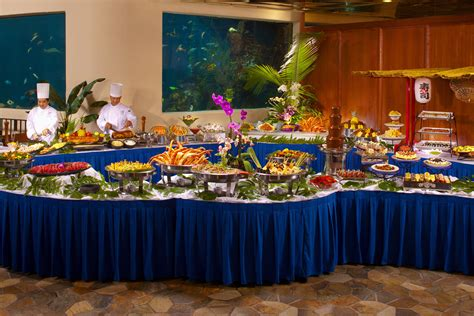 new year buffet oceanarium buffet is open 12 hours on new year s and