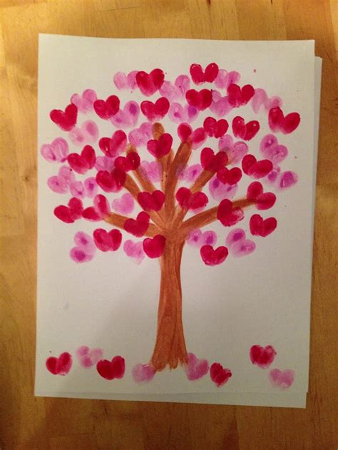 painting craft projects cherry blossom finger painting ideas for