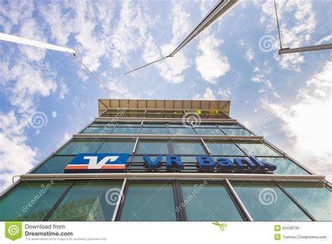 vr bank bamberg raiffeisen volksbank vr bank building editorial image image of raiffeisen