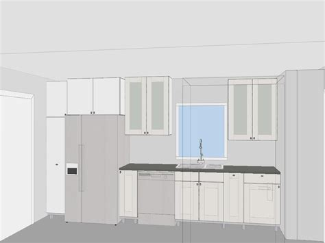 Galley Kitchen Designs Layouts Planning The Layout Of My Galley Kitchen Afreakatheart