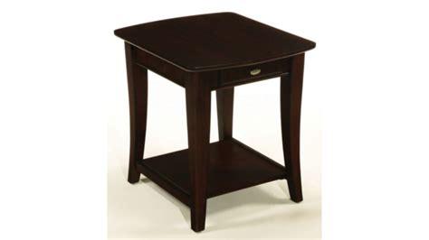 la z boy end tables enclave rectangular drawer end table