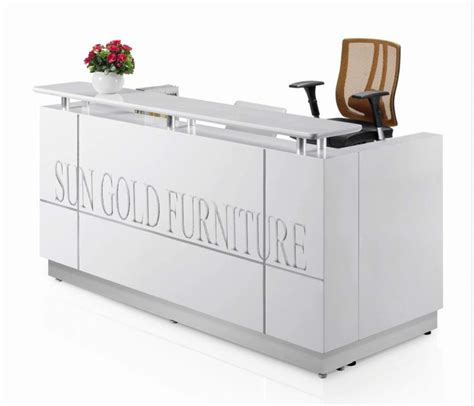 small white reception desk salon small white reception desk sz rt015 buy