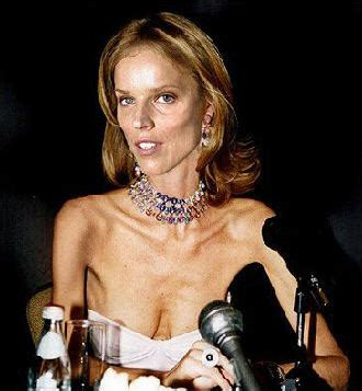 Carolina Reston Second Supermodel Dies Of Anorexia by Carolina Reston Before She Died