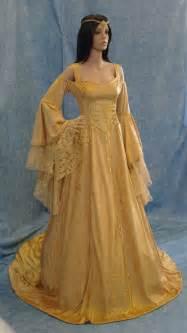 Medieval Wedding Dresses Renaissance Wedding Dress Medieval Dress Elven By Camelotcostumes