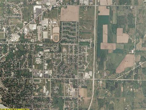 2005 door county wisconsin aerial photography
