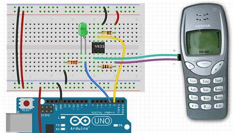tutorial arduino uno indonesia ein altes handy als arduino input arduino tutorial
